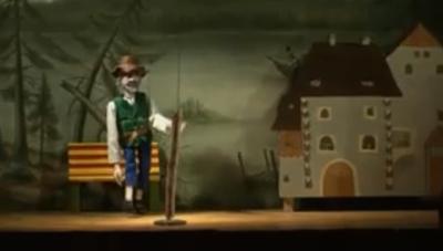 Trailer k loutkovému představení